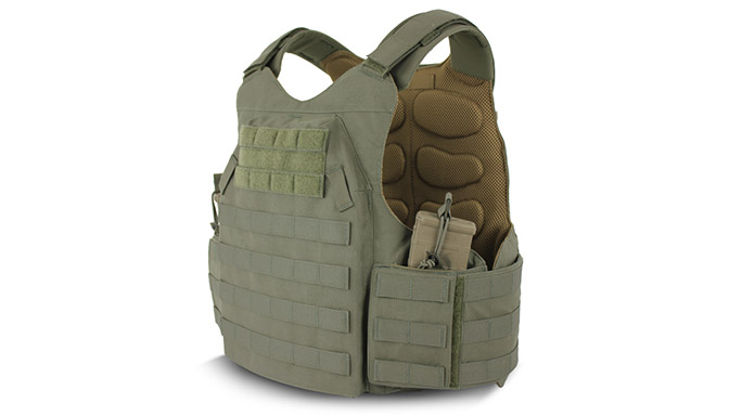 TYR Tactical Enhanced PICO Integrated Carrier green front