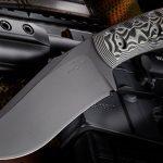 Wilson Combat Rover Knife Gray/Black