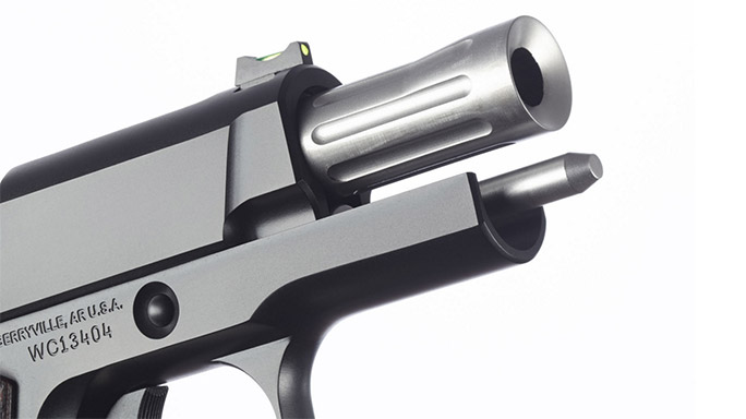 Wilson Combat Sentinel Professional Pistol new barrel