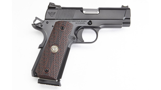 Wilson Combat Sentinel Professional Pistol new right