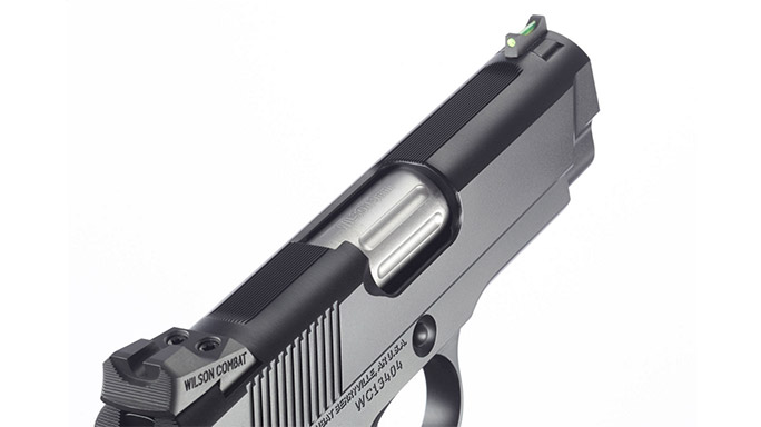 Wilson Combat Sentinel Professional Pistol new slide