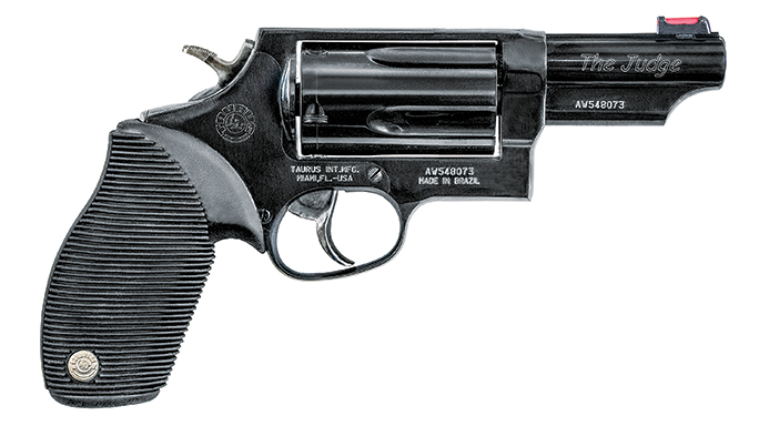 Taurus Judge Revolver Model 4510TKR-3B