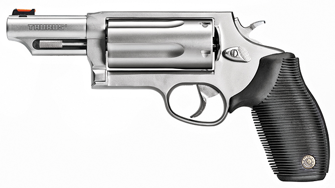 Taurus Judge Revolver Model 4510TKR-3MAG