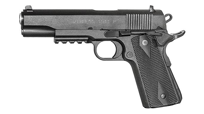 Popular Pistols 2016 EAA Witness Elite Polymer 1911
