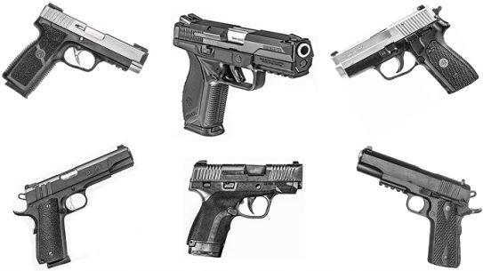 6 Popular Pistols For 2016