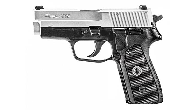 Popular Pistols 2016 Sig Sauer P225-A1