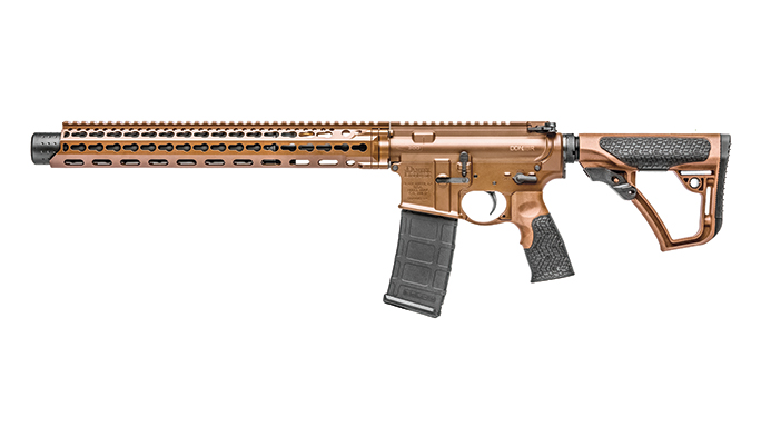 2016 Rifles Daniel Defense DDM4 ISR