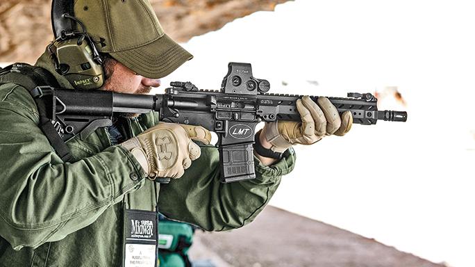 2016 Rifles LMT PDW