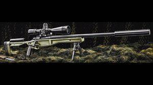 Ithaca Gun Company precision rifles