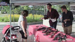 Steven Crowder Gun Control Advocates