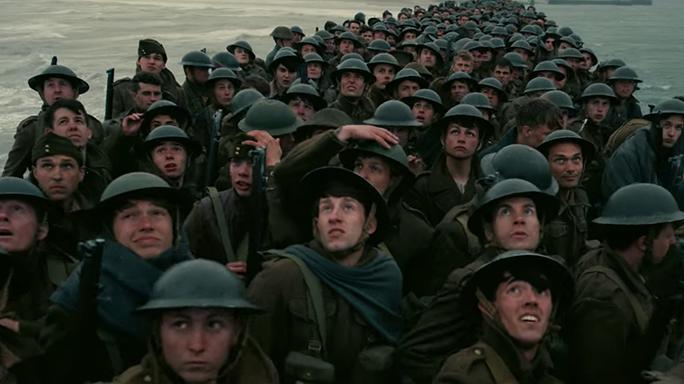 Dunkirk Christopher Nolan teaser trailer