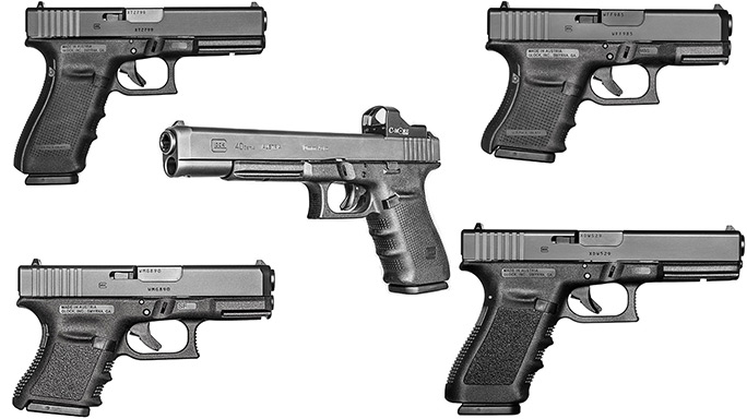Perfect 10s: 5 Pistols From Glock's 10mm Family