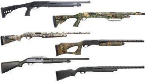 12 Reliable Pump Action Shotguns 2016
