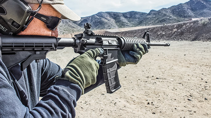 Gun Test: Del-Ton's Echo 316M Rifle