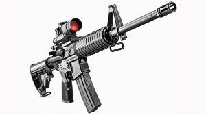 Del-Ton Echo 316M Rifle test lead