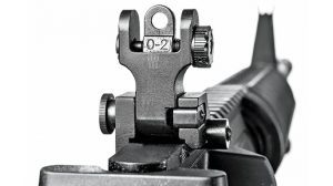 Del-Ton Echo 316M Rifle test sight