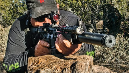 Daniel Defense DDM4 300S Rifle Test field