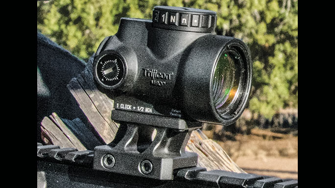 Daniel Defense DDM4 300S Rifle Test optics