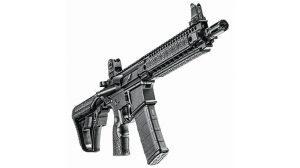 Daniel Defense DDM4 300S Rifle Test solo