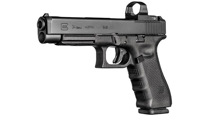 Glock G34 Gen4 MOS Pistol lead