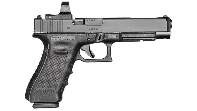 Glock G34 Gen4 MOS Pistol solo