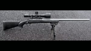.308 Norma Mag Sniper Rifle Build lead