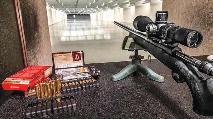 .308 Norma Mag Sniper Rifle Build range