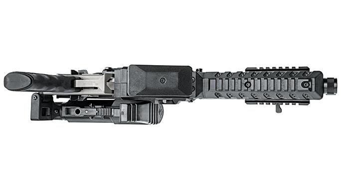 Fostech Origin-12 shotgun test bottom