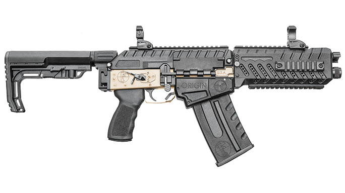 Fostech Origin-12 shotgun test solo