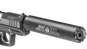 2016 Suppressors Ruger Silent-SR