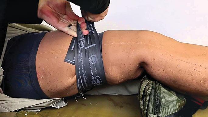 SWAT-Tourniquet First Aid lead
