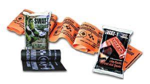 SWAT-Tourniquet First Aid trio
