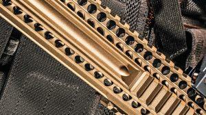 Yankee Hill Machine Model 57 Specter XL Rifle rail
