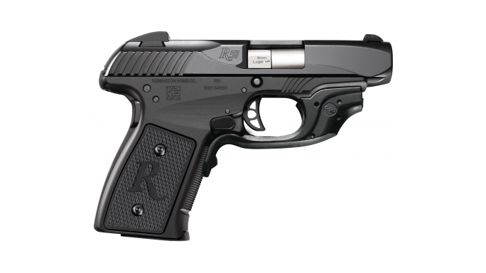 Remington R51 Subcompact Pistol 2016