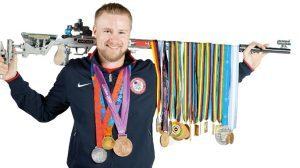 Matt Emmons 2016 Rio Olympics Shooting