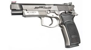 Bersa Thunder 9 Pro XT pistol solo