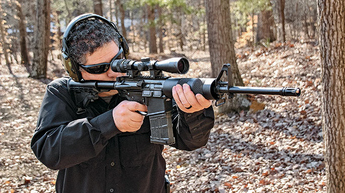 Del-Ton DTI .308 rifle special weapons field