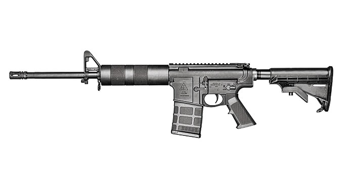 Del-Ton DTI .308 rifle special weapons solo