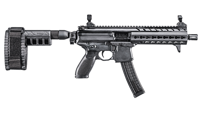 Sig Sauer MPX-P Semi-Auto Pistol SBX