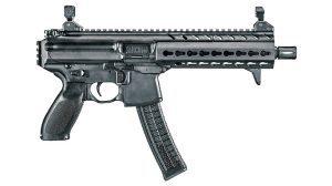 Sig Sauer MPX-P Semi-Auto Pistol solo