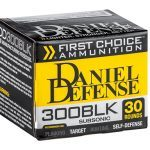 DANIEL DEFENSE 300 BLACKOUT AMMO Special Weapons