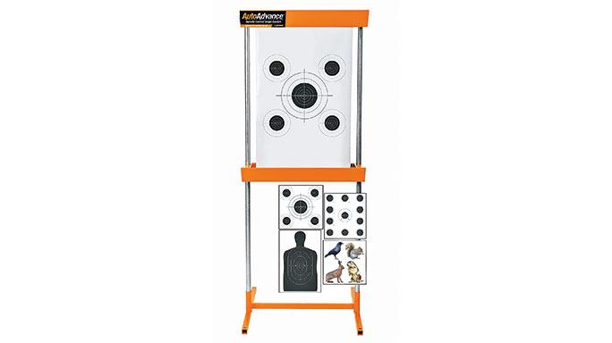 Gun Range Lyman Auto-Advance Target System