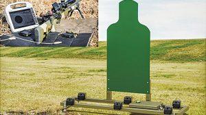 Gun Range Oakwood H-Bar Target System