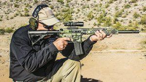 Sharps Bros .458 SOCOM Rifle test fied