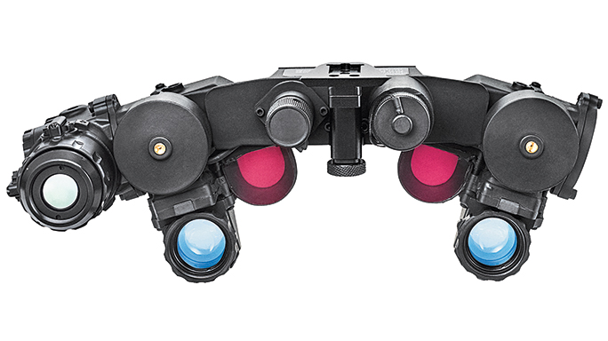 Steiner Optics AN/PVS-21 night- vision goggles
