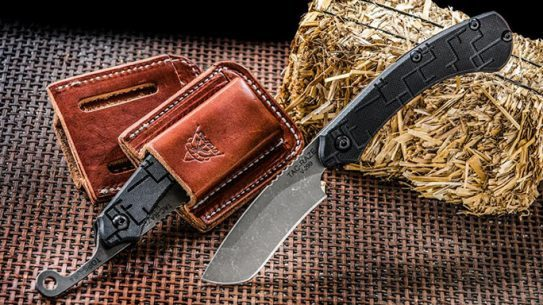TOPS Knives Tac-Raze Friction Folding Knife lead