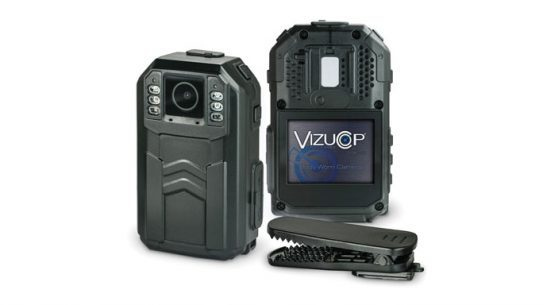 VizuCop LE920 Body-Worn Camera