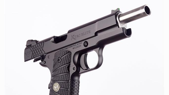 Wilson Combat X-TAC Elite 1911 Pistol barrel