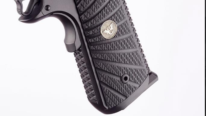 Wilson Combat X-TAC Elite 1911 Pistol grip