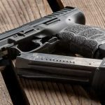 XTECH Tactical HK VP9 Pistol Magazine Extender lead